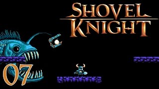 Shovel Knight Walkthrough Part 7 - Under the Sea