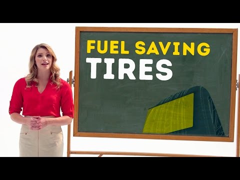 What you need to know about fuel saving tires