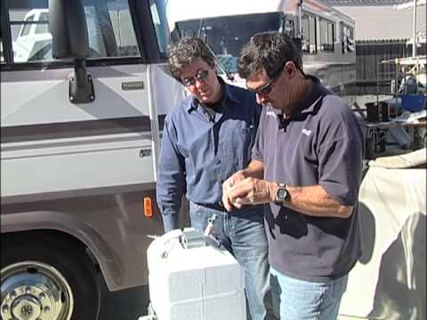 Rv How To Water Heater Bypass Youtube
