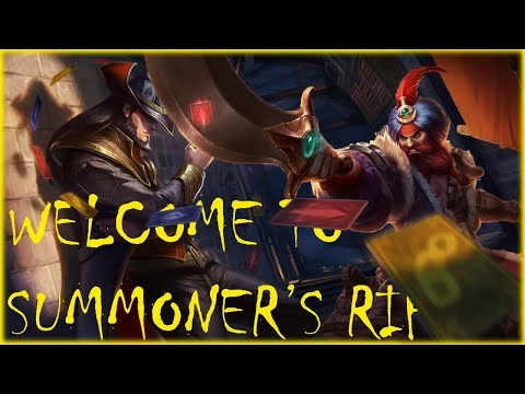 Welcome to the Cards of RIFT