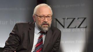 Herfried Münkler | Instabilität als neue Weltordnung (NZZ Standpunkte 2013)