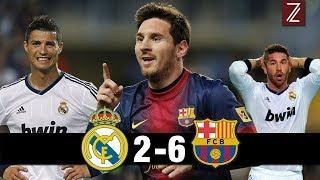 Download TOP 5 Partidos donde el Barcelona humilló al Real Madrid | Zicrone21 Mp3 and Videos