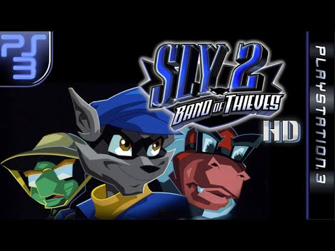 Longplay Of Sly 2: Band Of Thieves (HD)