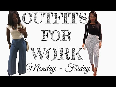 HOW TO LOOK STYLISH AT WORK FT. SHEIN |...
