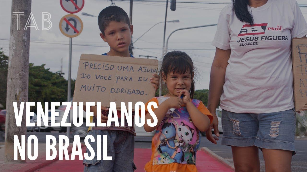 Resultado de imagem para imigrantes venezuelanos