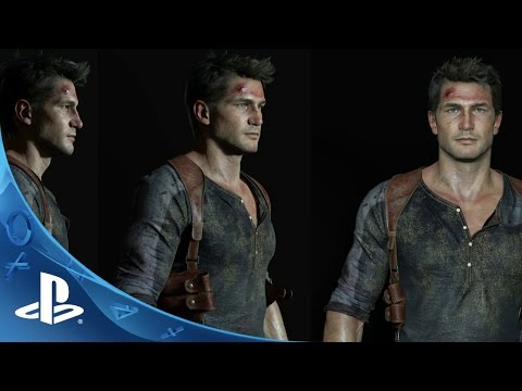PlayStation Experience | Modeling Nathan Drake: Bringing an Iconic Character to PS4 Panel