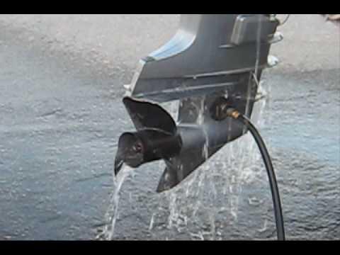 How Long To Flush Motor Yamaha