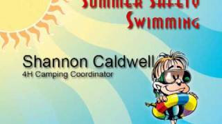 Summer Safety - Swimming