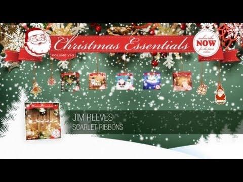 Jim Reeves - Scarlet Ribbons // Christmas Essentials - YouTube