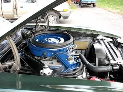 1971 Ford Mustang Mach 1 351 Cleveland Ram Air Youtube