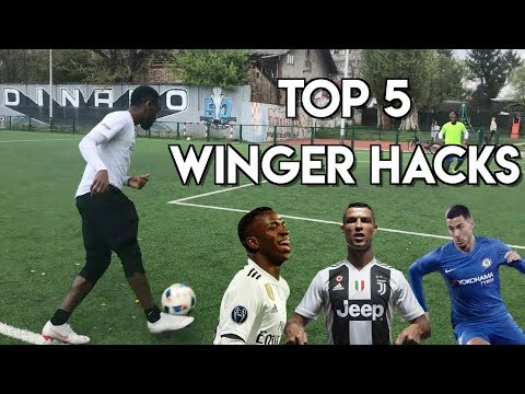 5 HACKS EVERY WINGER MUST USE - BECOME A BETTER WINGER