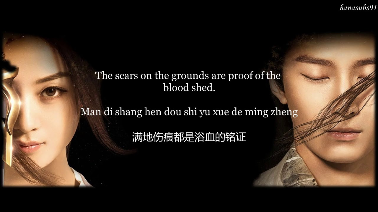 Zhang Lei 'Because of a person' ENG SUB