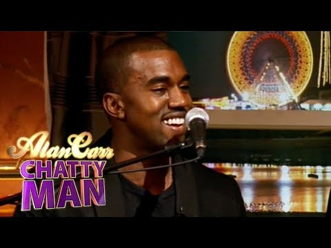 Synthesizer Karaoke With Kanye West  (Full Interview) - Alan Carr: Chatty Man