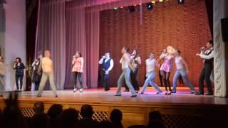 Закрытие концертного сезона Хабаровской краевой филармонии,концертный ансамбль «Дальний Восток»