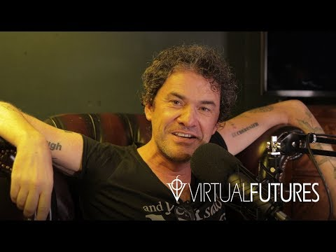 The Story of Looking - with Mark Cousins | Virtual Futures Salon