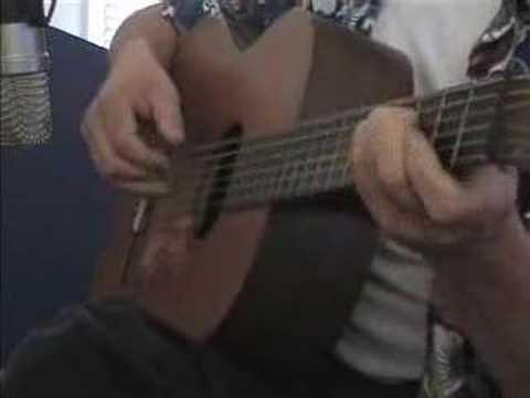 Begin the Beguine - nylon string finger style guitar