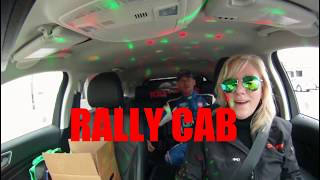 Rally Cab with Piotr Fetela 100 Acre Wood Rally