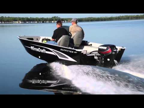 2016 MirroCraft 1677 Outfitter