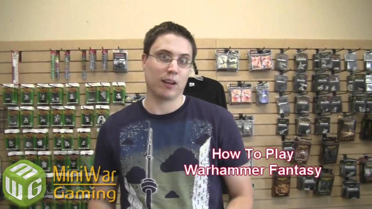 How to Play Warhammer Fantasy Part 1