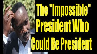 Why Kalonzo Musyoka Could Be The Next President