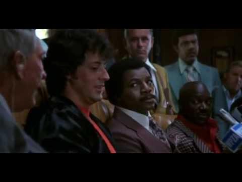 Rocky 2 - Les Meilleures Répliques D' Apollo Creed