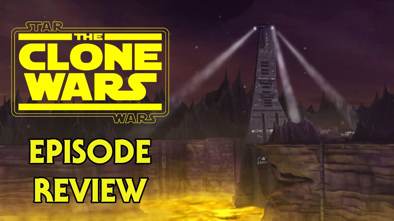 The Citadel Episode Review and Analysis - The Clone Wars Chronological Rewatch