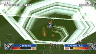 COSTA RICA vs KOREA - Super Shot Soccer - ePSXe Android Gameplay #21