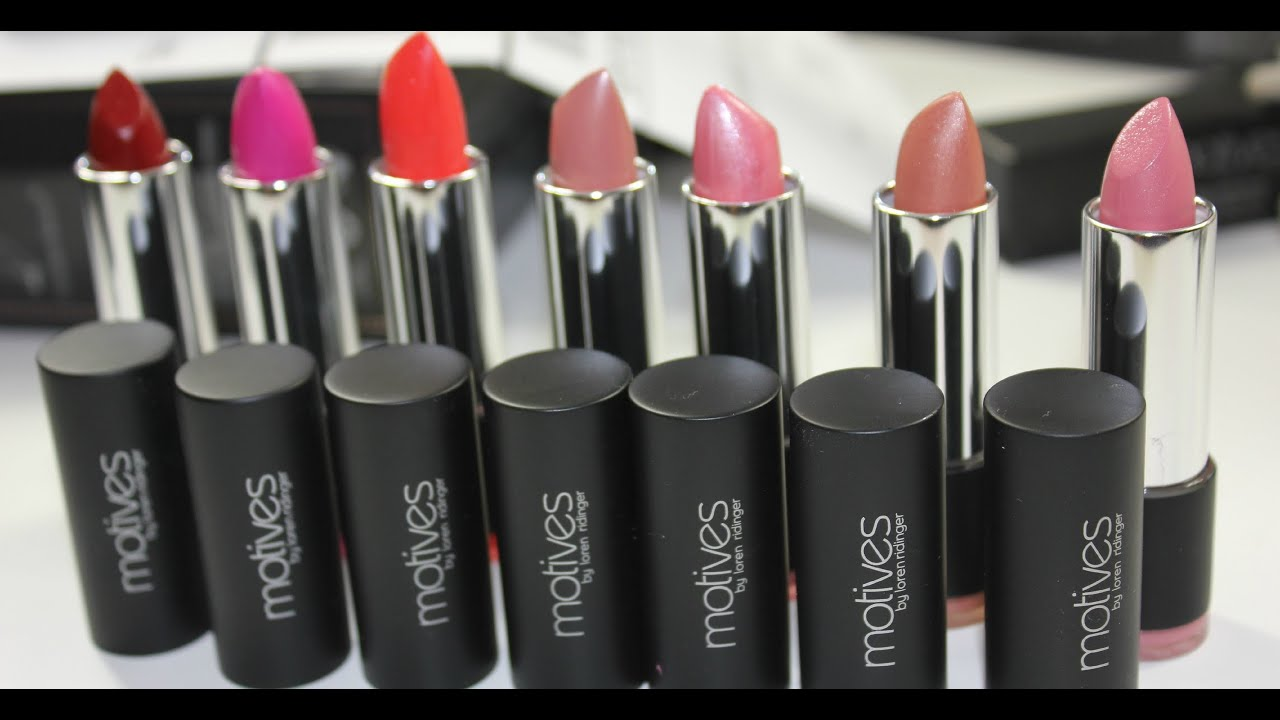 Motives Cosmetics Haul