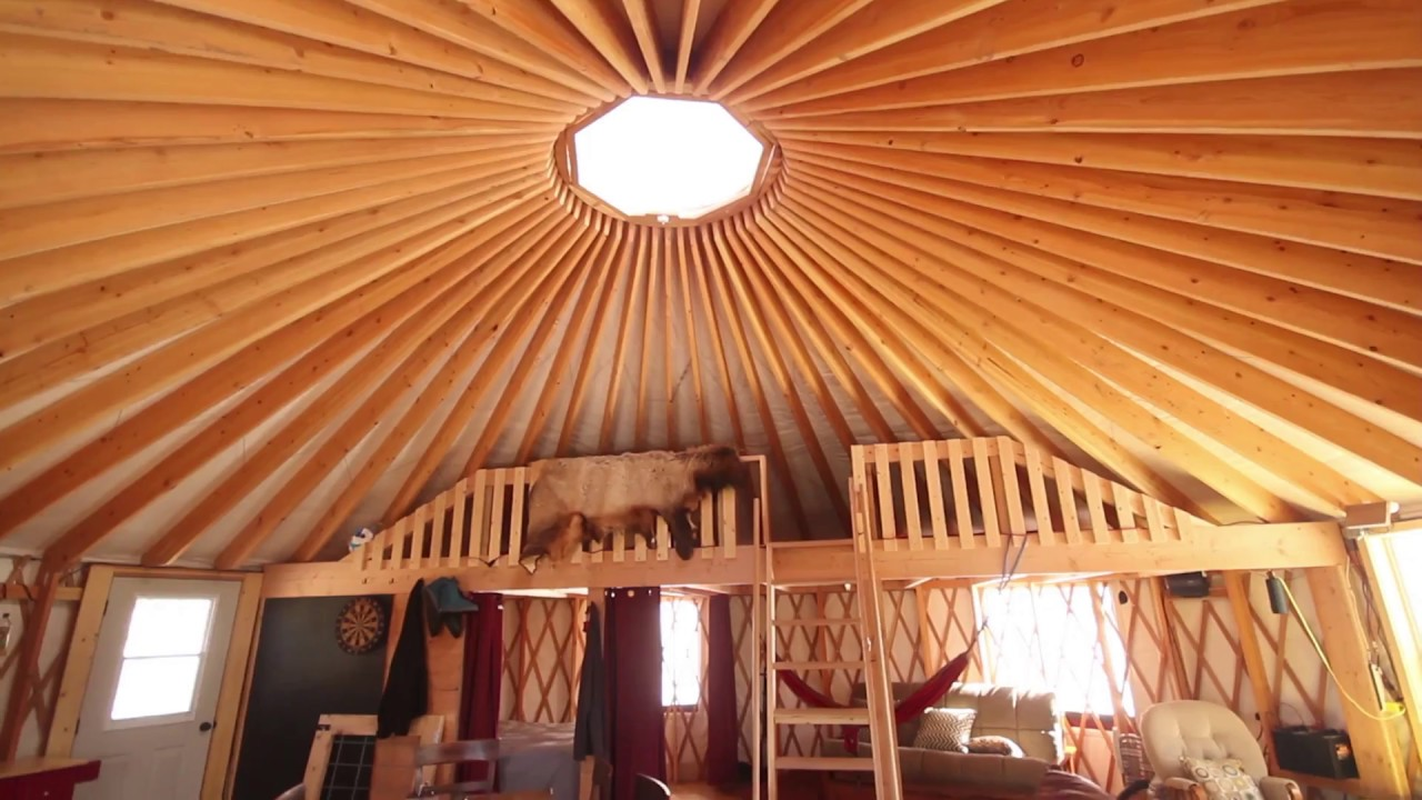 Ask A Yurt Dweller Perfect Vacation Getaway Youtube Yurt glamping is one of the hottest trends in vacation rentals. ask a yurt dweller perfect vacation getaway