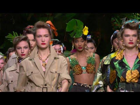 Неделя моды в Милане диктует тренды будущего теплого сезона весна/лето-2020.