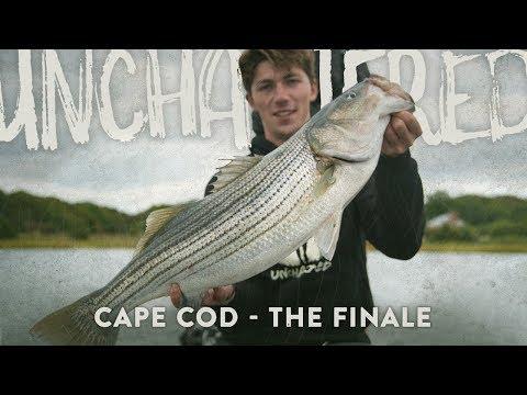Unchartered: Cape Cod (Ep. 3 - Aww Shucks) Ft. Jon B., SBFishing, SeñorBassFishing