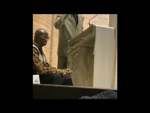 preaching by Pastor Amonoo !