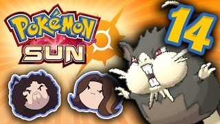 pokemon sun to the city part 14 game grumps