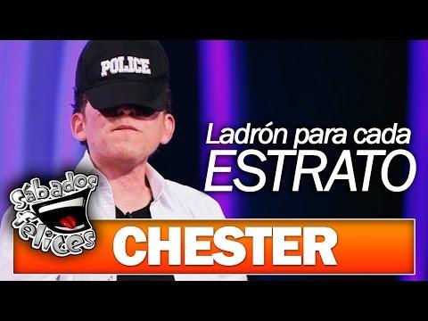 ¡Imperdible! Chester nos enseña los tipos de ladrón, según el estrato
