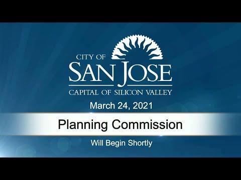 MAR 24, 2021 | Planning Commission