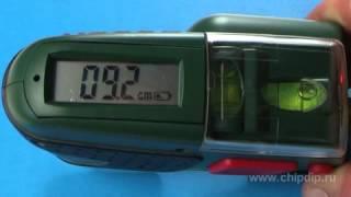 видео Рулетка измерительная цифровая. Купить геодезические, автоматические строительные рулетки.