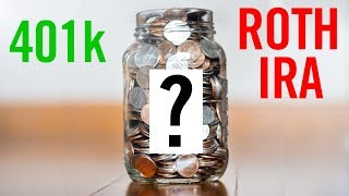 401k vs Roth IRA: Which Option Is Better?