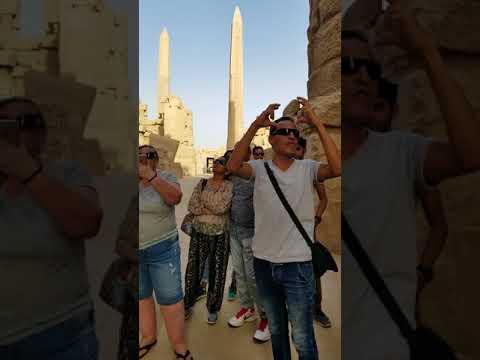 Karkak Temple Luxor Egypt 5