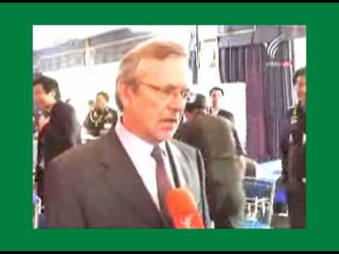 Interview Ambassador Canada & Italy