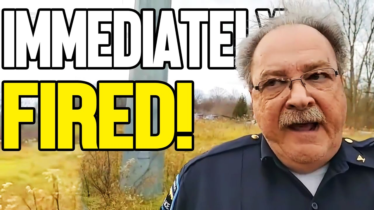 POLICE CHIEF SWIFTLY FIRED FOR MISCONDUCT