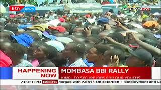 """Murkomen """"Lazima Kenya iende referendum"""" MOMBASA BBI RALLY"""