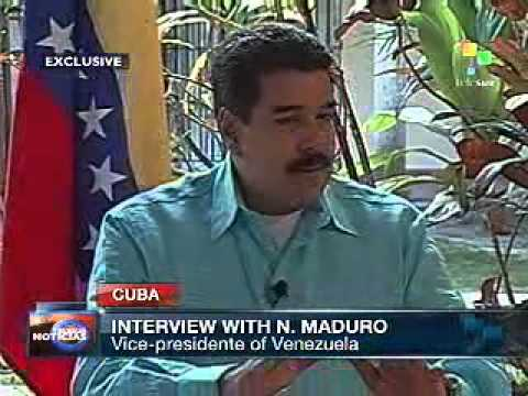 """Nicolas Maduro noted that Chávez have a """"gigantic force"""""""