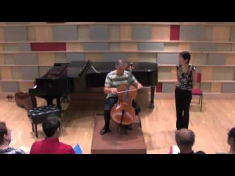 Pieter Wispelwey Master Class: Bach Cello Suite No.1 in G, BWV1007