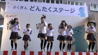 「ハッピーラッキースッキー」 流星群少女 fukuoka Idol (HP) http://ha...