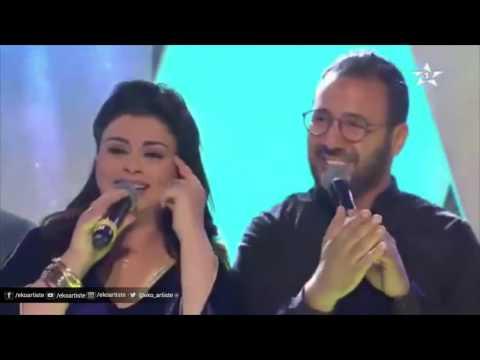 إيكو و لطيفة رأفت - علاش يا غزالي   (Eko & Latifa Raafat - Alach Ya Ghzali (Taghrida