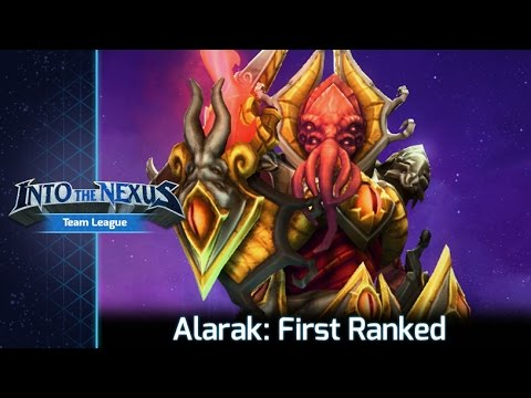Alarak: First Ranked