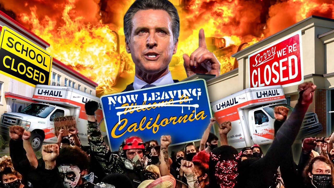 California CHAOS: Gavin Newsom RECALL Effort Explained