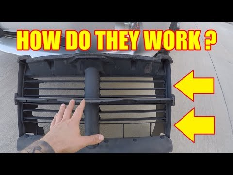 What Do Active Grille Shutters Ags Trucktalk 30