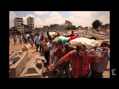 Israel-Gaza conflict: Carolyn Cole, LA Times photographer, reflects