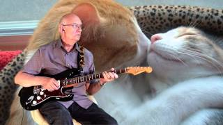 Have a told you lately that I love you -  Rod Stewart - Instro cover by Dave Monk